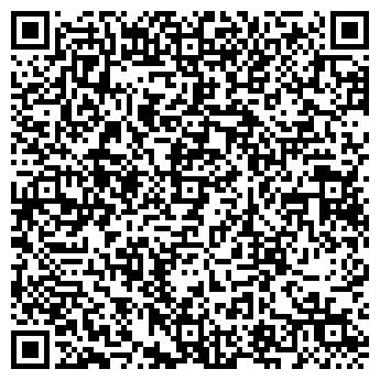 QR-код с контактной информацией организации Окна и двери, СПД