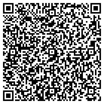 QR-код с контактной информацией организации Укрокна, ЧП