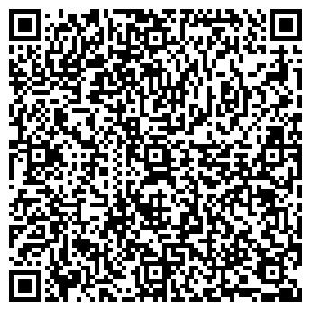 QR-код с контактной информацией организации Оконти, ООО