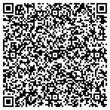 QR-код с контактной информацией организации Магазин Виктория.