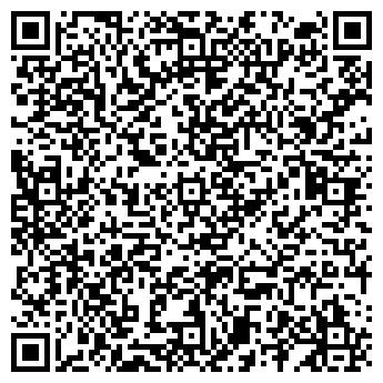 QR-код с контактной информацией организации Гагарин, ФОП