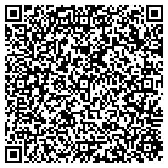 QR-код с контактной информацией организации Металл студио, ЧП