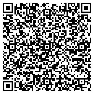 QR-код с контактной информацией организации ПРО, ЧП