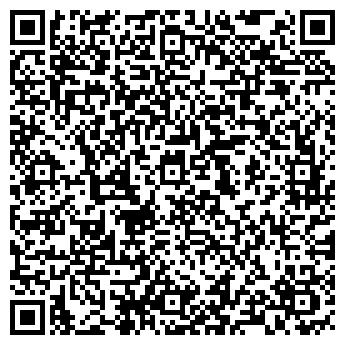 QR-код с контактной информацией организации Металлодизайн, ЧАО