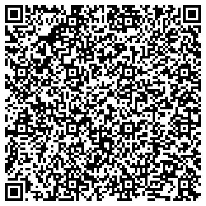 QR-код с контактной информацией организации Житомирская фабрика нетканых материалов Тетерев, ЧАО