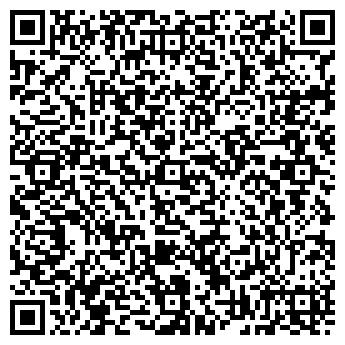 QR-код с контактной информацией организации Интерстекло, ТОО
