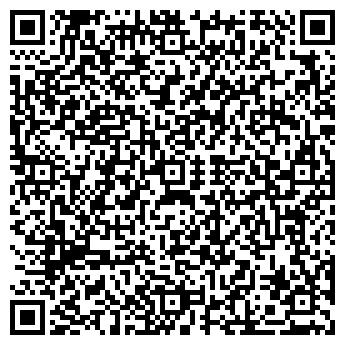 QR-код с контактной информацией организации Аканова, ИП