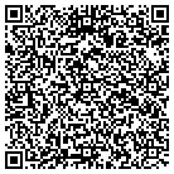 QR-код с контактной информацией организации ООО VIP лес