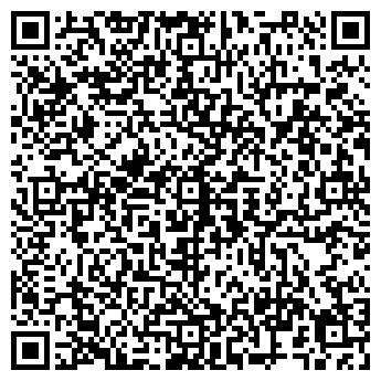 QR-код с контактной информацией организации Вудторг, ООО