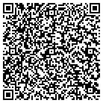QR-код с контактной информацией организации ОАО САПФИР