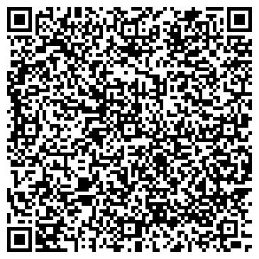 QR-код с контактной информацией организации ИНДУСТРИЯ СТРОИТЕЛЬСТВА СВЯЗИ, ЗАО