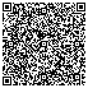 QR-код с контактной информацией организации FUNNY TRAVEL
