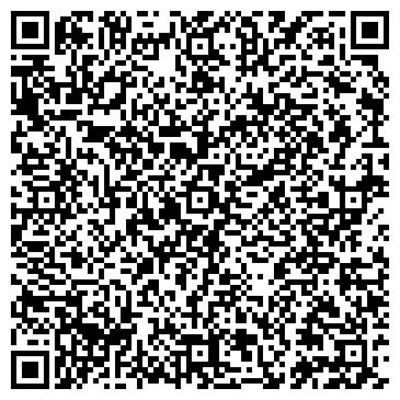 QR-код с контактной информацией организации Шебер, ИП магазин мебельный