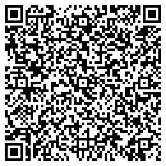 QR-код с контактной информацией организации Южный Ветер, ИП