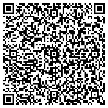 QR-код с контактной информацией организации Эльф и К, АО