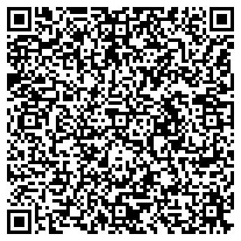 QR-код с контактной информацией организации ГАЗПРОМ