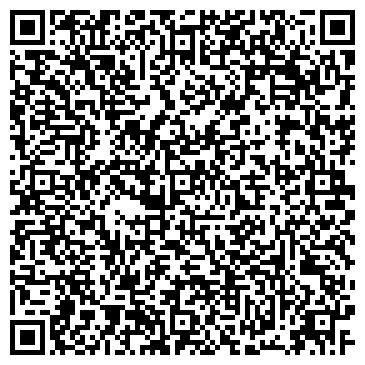 QR-код с контактной информацией организации Черепица inc, ИП