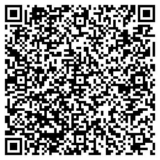 QR-код с контактной информацией организации ип Шанс