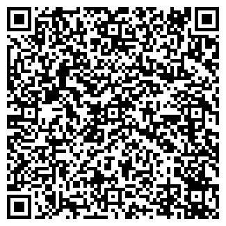 QR-код с контактной информацией организации ДЮКА