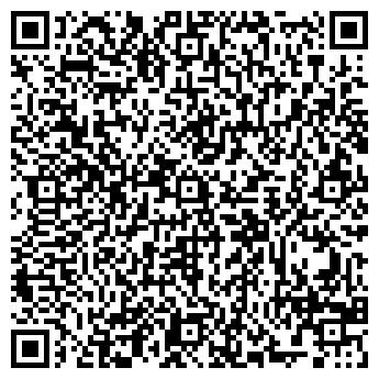 QR-код с контактной информацией организации ЧТУП Скайрис