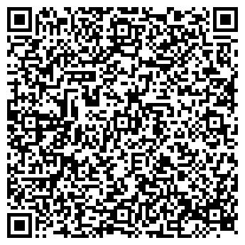 QR-код с контактной информацией организации Орион, ОДО