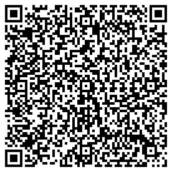 QR-код с контактной информацией организации АЛИДВИР, ООО