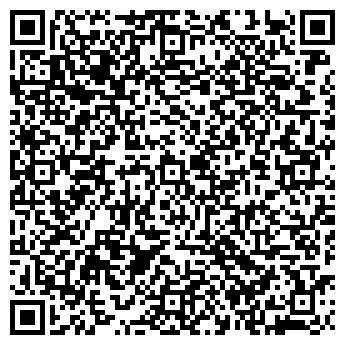 QR-код с контактной информацией организации Далсен, ООО