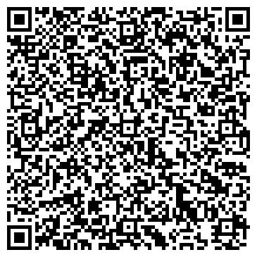 QR-код с контактной информацией организации МегаполисИнвест
