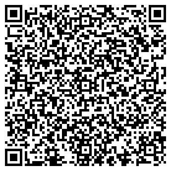 QR-код с контактной информацией организации ТРАЕКТОРИЯ УСПЕХА