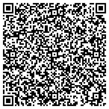 QR-код с контактной информацией организации Теплый континент, ИП