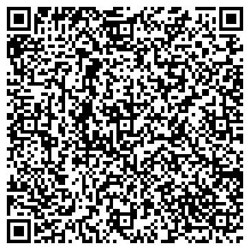 QR-код с контактной информацией организации Скорняков, ИП