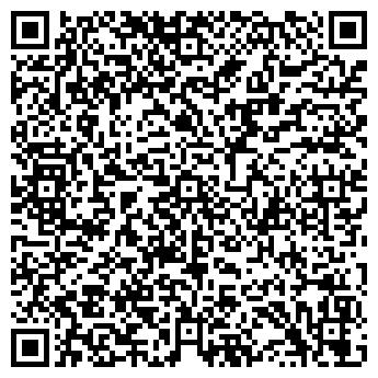 QR-код с контактной информацией организации ВСЕ ЖАЛЮЗИ, ООО
