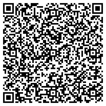 QR-код с контактной информацией организации ООО Русава