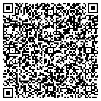 QR-код с контактной информацией организации Банный мир, Частное предприятие