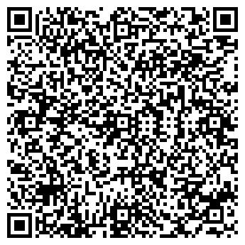 QR-код с контактной информацией организации ИП Брановец