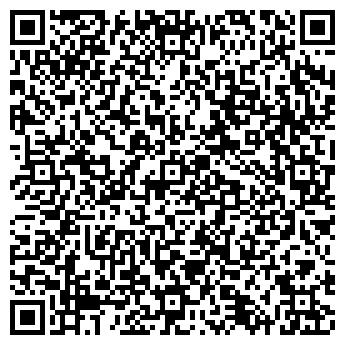 QR-код с контактной информацией организации КАФЕ-БАР-ПИЦЦА