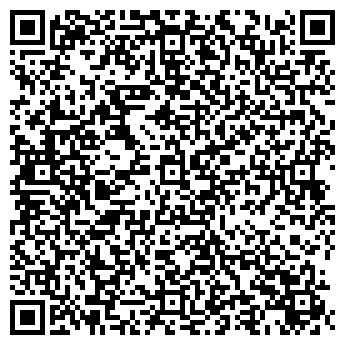 QR-код с контактной информацией организации Примвест, ПСК