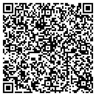 QR-код с контактной информацией организации ООО АЛЬБЕРО