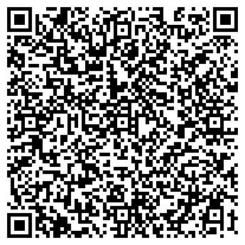 QR-код с контактной информацией организации ЗАО ТРИДА ФИРМА