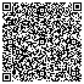 QR-код с контактной информацией организации Жалюзи, ИП