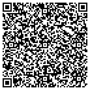 QR-код с контактной информацией организации Евроруф, ЧПСУП