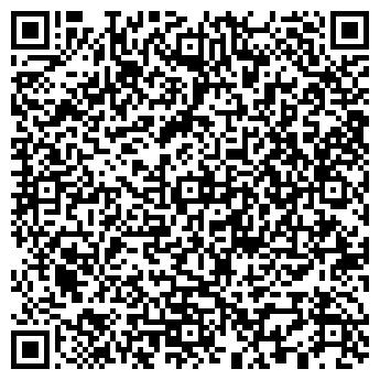 QR-код с контактной информацией организации ИП BVR