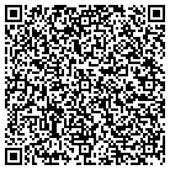 QR-код с контактной информацией организации Брещук, ИП