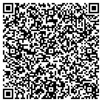 QR-код с контактной информацией организации АБК-бетон, ТОО