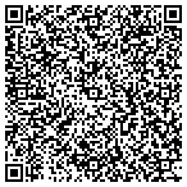 QR-код с контактной информацией организации Жалюзи Астана Фотожалюзи, ИП