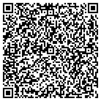 QR-код с контактной информацией организации МеталлИЗД