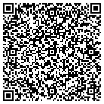 QR-код с контактной информацией организации Сергей поттер
