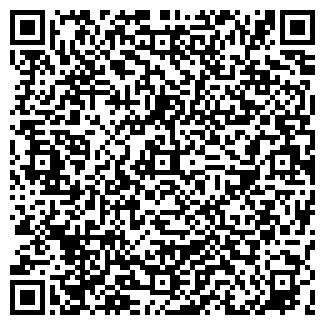 QR-код с контактной информацией организации Альво, ООО