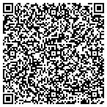 QR-код с контактной информацией организации ТРАНСПОРТНЫЕ УСЛУГИ, ЗАО
