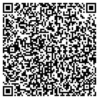 QR-код с контактной информацией организации Дипкун, ПЧУП